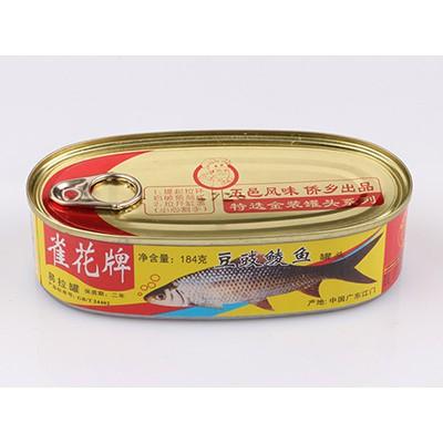豆豉鲮鱼加工:豆豉鲮鱼的做法